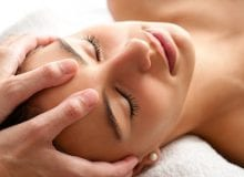 SHIATSU massage gelaat 45 minuten van € 45,- voor € 35,- te boeken vanaf zaterdag 8 augustus t/m 22 augustus